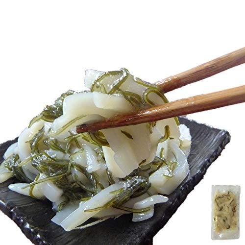 イカ屋荘三郎 珍味 いかさし昆布漬 60g 国産 石川産 お取り寄せ グルメ ヤマキ食品