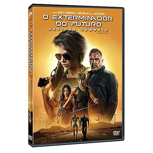 O Exterminador Do Futuro: Destino Sombrio [Dvd]