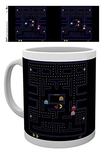 empireposter Pacman - Game - Keramik Tasse - Größe Ø8,5 H9,5cm
