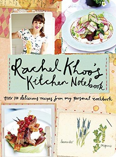 Rachel Khoo's Kitchen Notebook (English Edition)