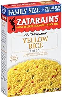 Best zatarain's yellow rice family size Reviews