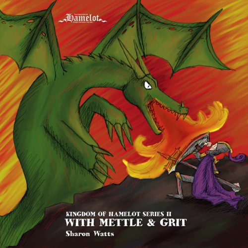 Kingdom of Hamelot Series II: With Mettle and Grit audiobook cover art