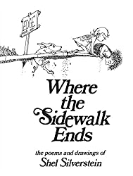 where the sidewalk ends poetry book
