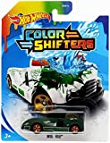 DieCast Hotwheels Color Shifters Mig Rig (Green/White) 1:64 Scale