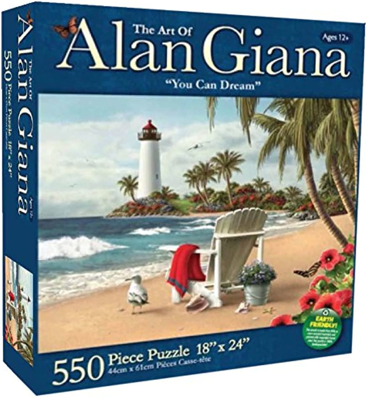 Karmin International Giana You Can Dream Puzzle (550-Piece)