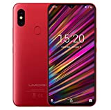 UMIDIGI F1 4GB+128GB 5150mAh Battery 6.3 inch Android 9.0 MTK Helio P60 Octa Core up to 2.0GHz GSM & WCDMA & FDD-LTE (Red)