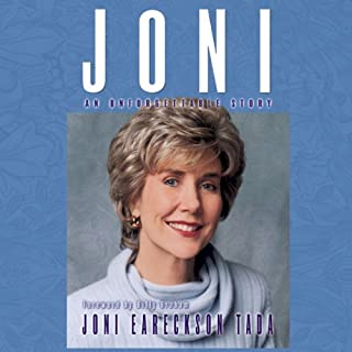 Joni audiobook cover art
