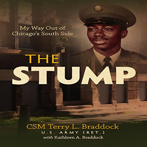 The Stump audiobook cover art