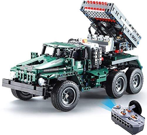 Modelo de juguete Juguete 1369Pcs, 2.4G de Radio Control, Bricolaje Juguete eléctrico Montado, Puzzle niños Juguetes pequeños, for los Regalos de cumpleaños de los niños