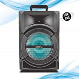 AISEN® 20 W RMS Walk & Rock Party Speaker with Inbuilt Rechargeable Battery,Wired
