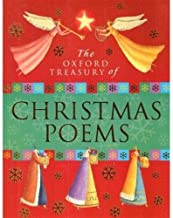 The Oxford Treasury Of Christmas Poems by Michael Harrison