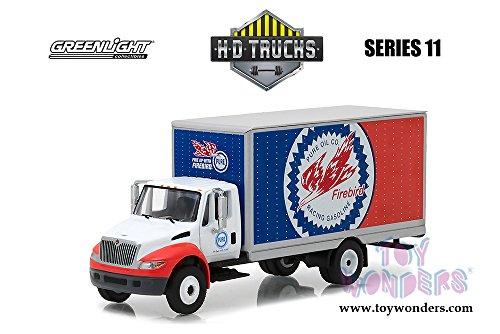 gasoline truck toy - 4