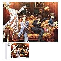 ジグソーパズル 500ピース 1000ピース 人気 アニメ 劇場版 ドラマ 木製パズル 壁飾り 初心者向け ギフト プレゼント 美しい包装箱