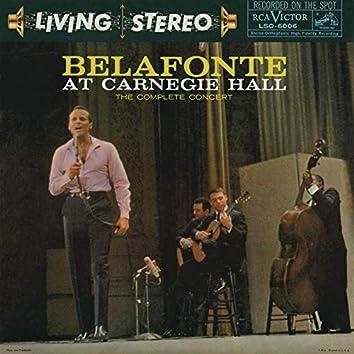 Belafonte: At Carnegie Hall