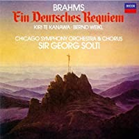 Brahms:German Requiem by Solti (2007-07-28)