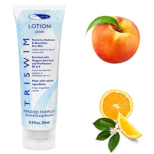 Triswim Körper Lotion, Peach & Orange blossom, 1er pack (1 x 251 ml)