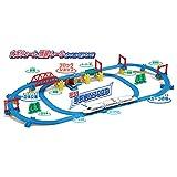 プラレール かっこいいがいっぱい! 新幹線 N700S立体レイアウトセット (おもちゃ屋が選んだクリスマスおもちゃ2020 「のりもの玩具(クルマ&トレイン)」部門2位選出商品)