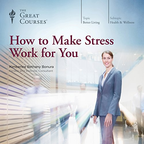 How to Make Stress Work for You audiobook cover art