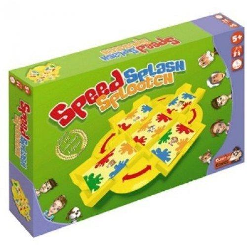 Speed Splash Splootch