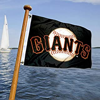 WinCraft San Francisco Giants Boat and Golf Cart Flag