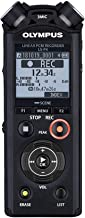 Olympus Linear PCM Recorder LS-P4, Slate Tone/Test Tone, Video Production Enhancer, TRESMIC, Bluetooth Connection,Black