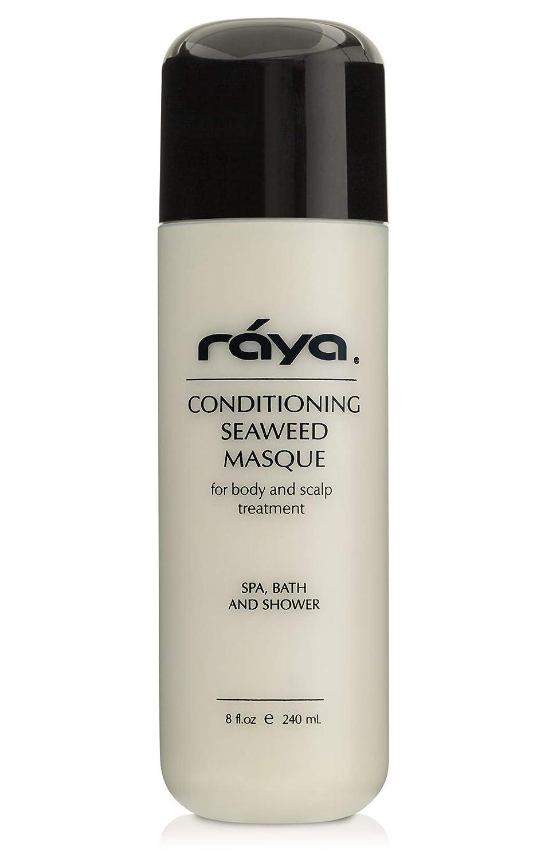 RAYA Conditioning Seaweed Masque 8 New Shipping Free Shipping Nourishing S-106 Colorado Springs Mall oz V and