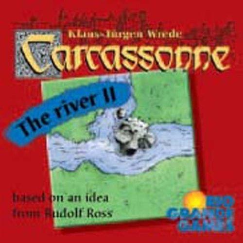 Carcassonne the River 2 Game: Amazon.es: Juguetes y juegos