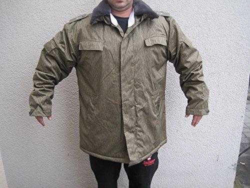 LAGERMAULWURF.de NVA Winterjacke Felddienst Einstrich Keinstrich Gr. 54,56,58 Wattekombi Winterkleidung