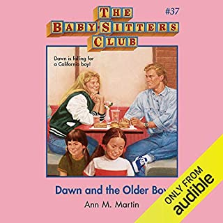 Dawn and the Older Boy audiobook cover art