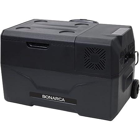 Bonarca 車載冷蔵庫 ポータブル冷蔵庫 30L 9Lー50Lの豊富なサイズバリエーション コンプレッサー式 AC100V DC12V/24V対応 CRX-300BK