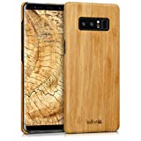 kalibri Wood Case Compatible with Samsung Galaxy Note 8