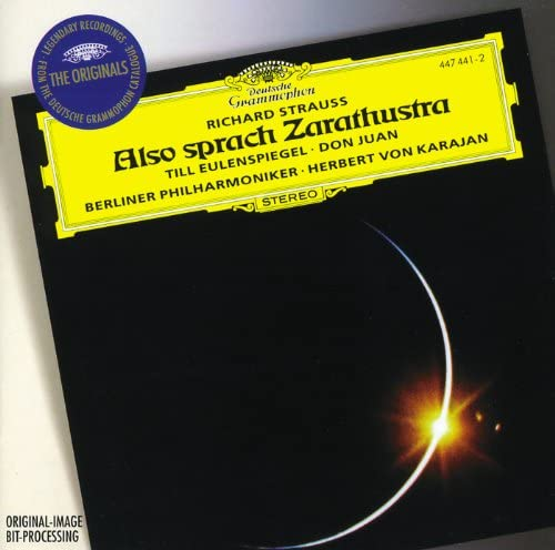 Berliner Philharmoniker, Herbert von Karajan & Richard Strauss