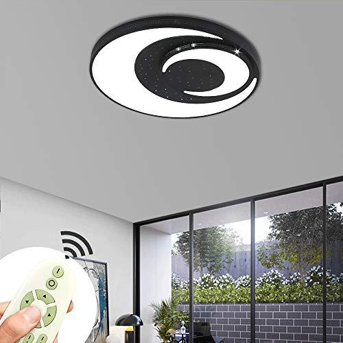 COOSNUG LED Deckenleuchte 72W Dimmbar Modern Deckenlampe Flur Wohnzimmer Lampe Schlafzimmer Küche Energie Sparen Licht Wandleuchte [Energieklasse A++]