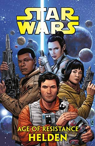 Star Wars Comics: Age of Resistance - Helden