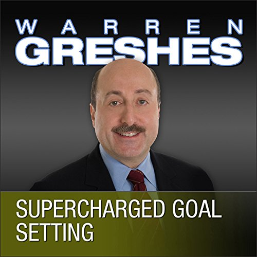 Supercharged Goal Setting audiobook cover art