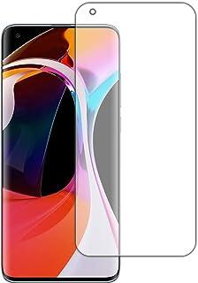 PDA工房 Xiaomi Mi 10 Flexible Shield 保護 フィルム [前面用] [指紋認証対応] 曲面対応 光沢 日本製