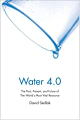 Water 4.0: The Past, Present, and Future of the World's Most Vital Resource Kindle Edition