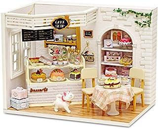 ドールハウス 手作りキットセットミニチュア Cake Diary