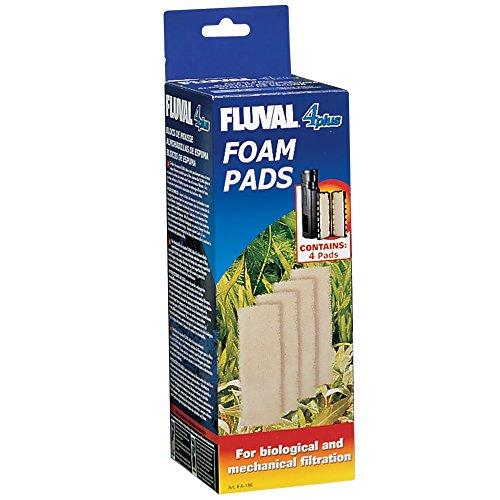 Fluval 4+Schaumstoffpatrone Standardfilterung
