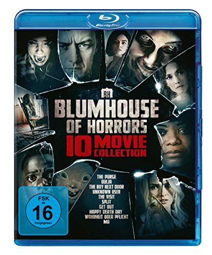 Blumhouse of Horrors - 10-Movie Collection [Blu-ray]