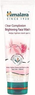 ヒマラヤクリアーコンプレクッションフェイスウォッシュ 100ml Himalaya Clear Complexion Whitening Face Wash (सरताज जापान)…