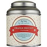 My Time Orange Red Sun, Té de Fruta Naranja Sanguina, Pack de 1 (1 x 120 g)