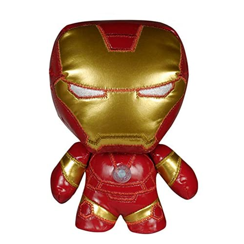 Funko - Peluche Marvel Avengers - Iron Man Fabrikations 15Cm - 0849803050788