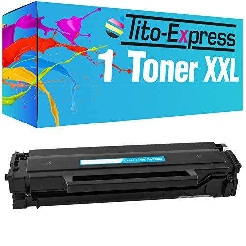 Tito-Express ProSerie 1 Tóner XXL compatible con Samsung MLT-D111L con 3000 páginas Xpress M 2020 M 2020 W M 2021 M 2021 W M 2022 M 2022 W M 2026 M 2026 W M 2070 M 2070 F M 2070 F M 207070 F M FW M.