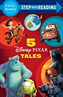 Five Disney/Pixar Tales (Disney/Pixar) (Step into Reading)