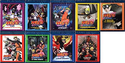 Naruto Shippuden Collezione 9 Film (Edizione Italiana)
