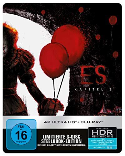 ES 2 4K UHD + 2D Steelbook [Blu-ray]