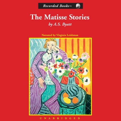 The Matisse Stories audiobook cover art