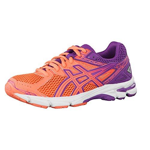 Correr Zapatos niños Asics GT-1000 3 GS, Color Naranja, Talla 39