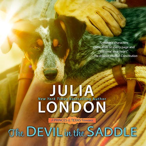 The Devil in the Saddle audiobook cover art